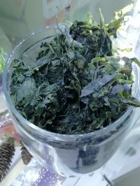 Морская капуста (ламинария) сублимированная